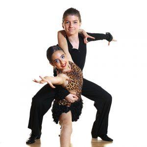 Baile de salón juvenil/infantil